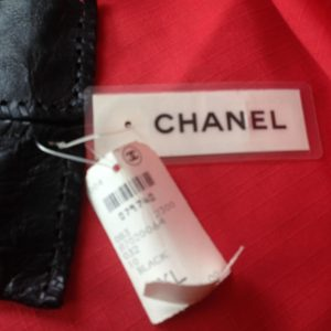 Chanel Glove Tag